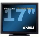 Iiyama ProLite T1731SAW 15 inch LCD Monitor Touchscreen 1000:1 230cd/m2 1280x1024 5ms D-Sub/DVI-D/US
